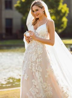 simple timeless wedding dresses