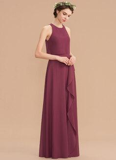 one sleeve dress maxi
