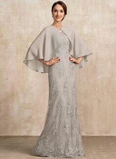 metallic long evening dresses wrap