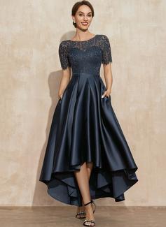short bridesmaid dresses grey