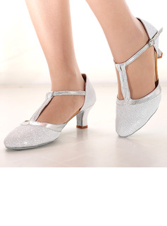 silver evening wear shoes