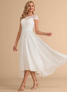 simple outdoor wedding dresses