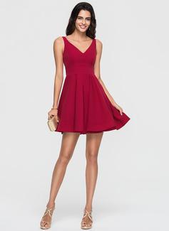 2 piece short dresses cheap