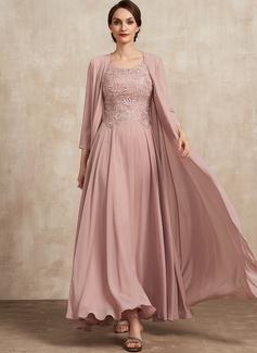 chiffon wrap bridesmaid dress