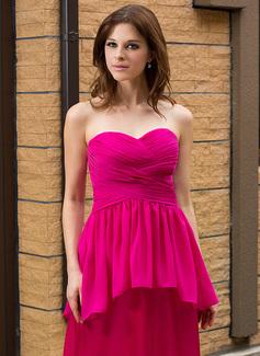 invisible neckline dress