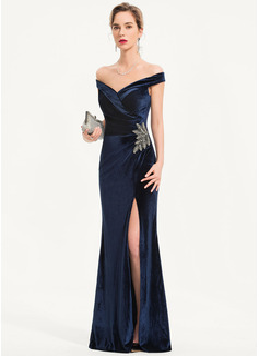 informal long prom dresses