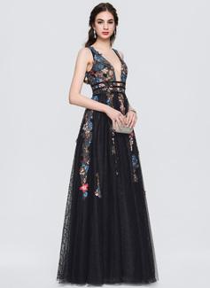 royal blue trumpet prom dress