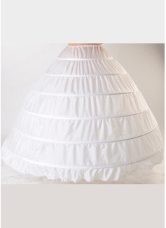 Women Cloth 1 Tiers Petticoats