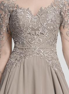 light yellow lace wedding dress