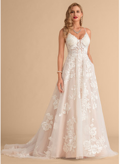 simple straight wedding dresses
