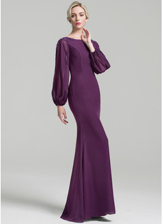 long sleeve slim wedding dresses