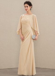 full sleeve evening dresses