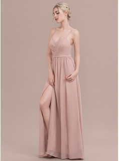 maid of honor dresses pink