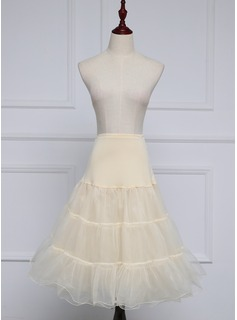 petticoat mermaid style dress