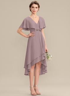 one strap maxi dress
