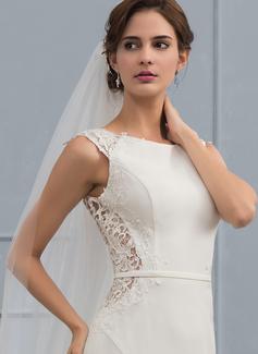 blue bridesmaid lace dresses