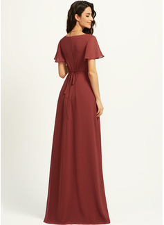 plus size ruffle dress short