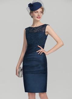 short ruffle prom dress
