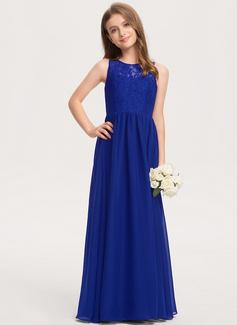 v-neck sleeveless black lace dress