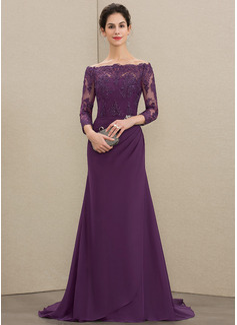 fuchsia wedding dress