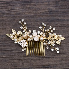 Ladies Elegant Alloy Combs & Barrettes (Sold in single piece)