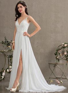 drop waist formal dress