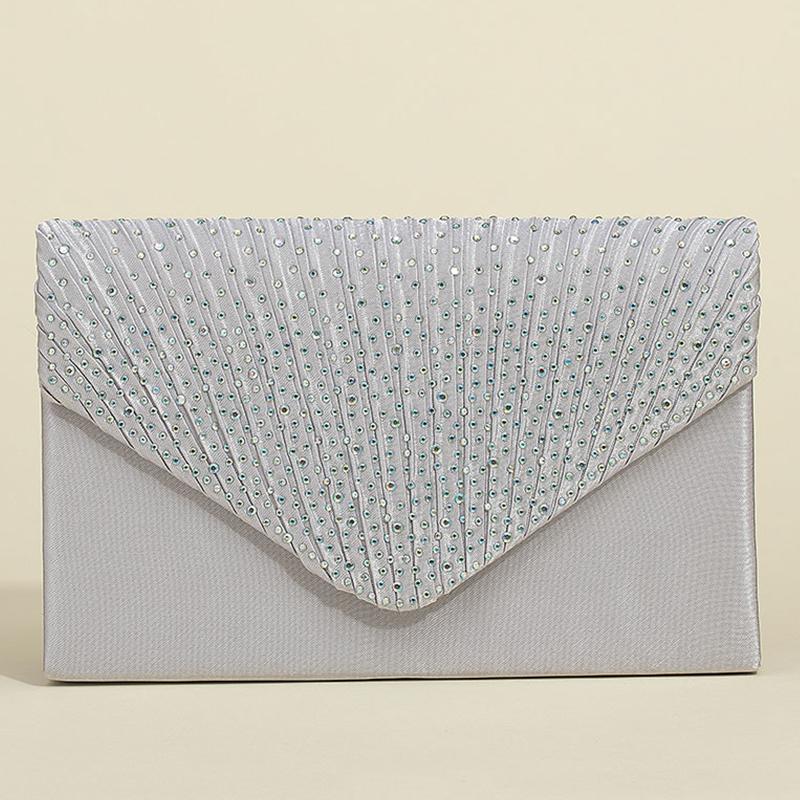 Elegant Krystall / Rhinestone Koblinger/Brude Pung/Kveldssekker
