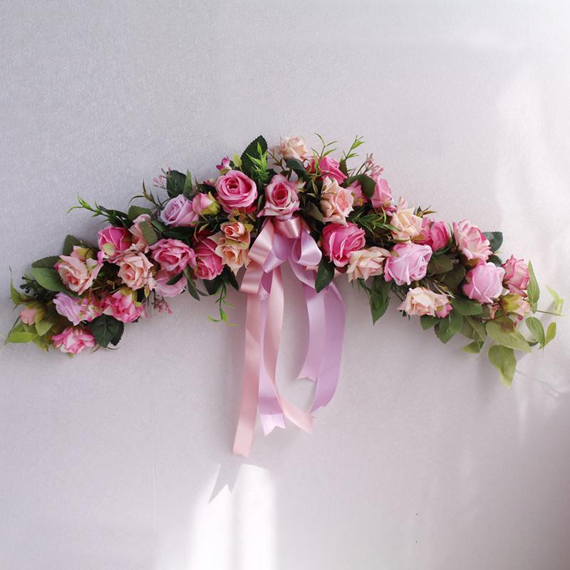 """Blomsten Designet Kunstig blomst/""""Vakker blomst"""" Silke blomst Kunstige Blomster (Selges i ett stykke)"""