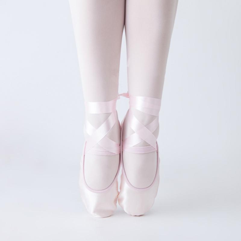 Barne Satin Ballett Dansesko