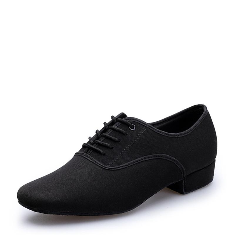 Men's Canvas Latin Practice Dance Shoes