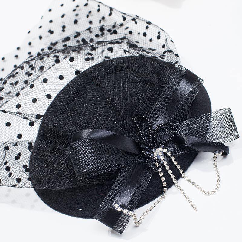 Damene ' vintage stil Netto Garn Fascinators/Tea Party Hats