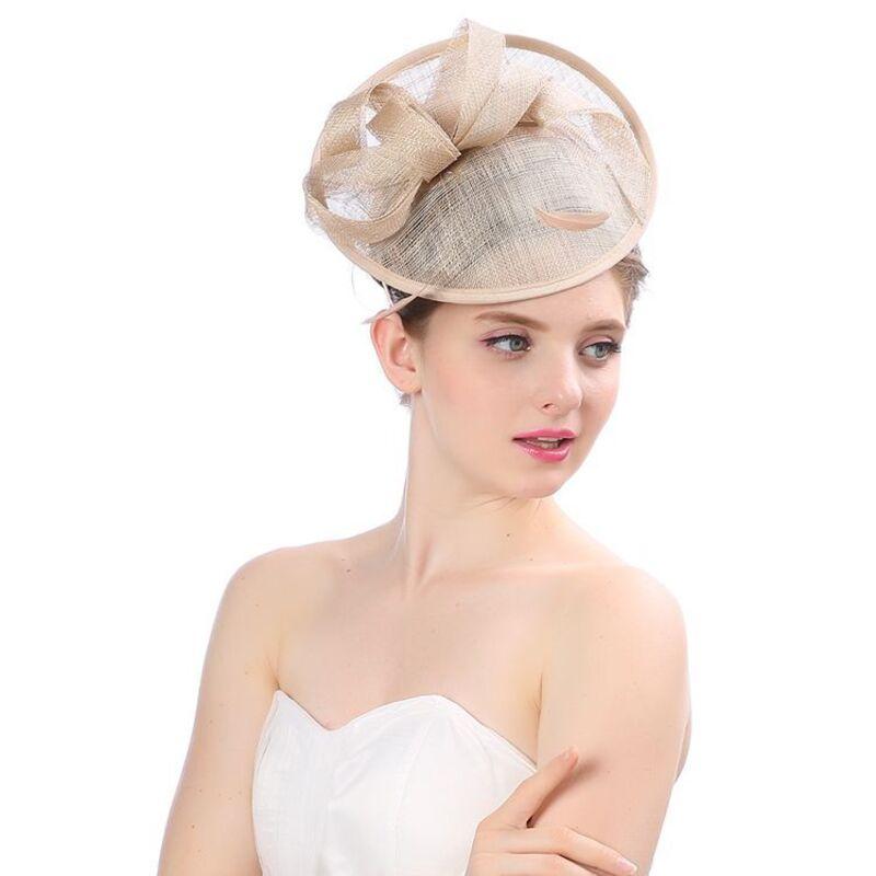 Damene ' Vakkert/Nydelig/Mote/Spesielle Cambric med Tyll Diskett Hatt/Kentucky Derby Hatter/Tea Party Hats