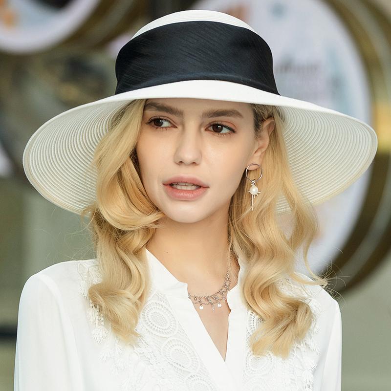 Ladies' Special/Elegant/Eye-catching Pp Floppy Hats/Kentucky Derby Hats