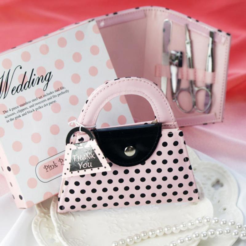 Purse Zinc Alloy Manicure Kit