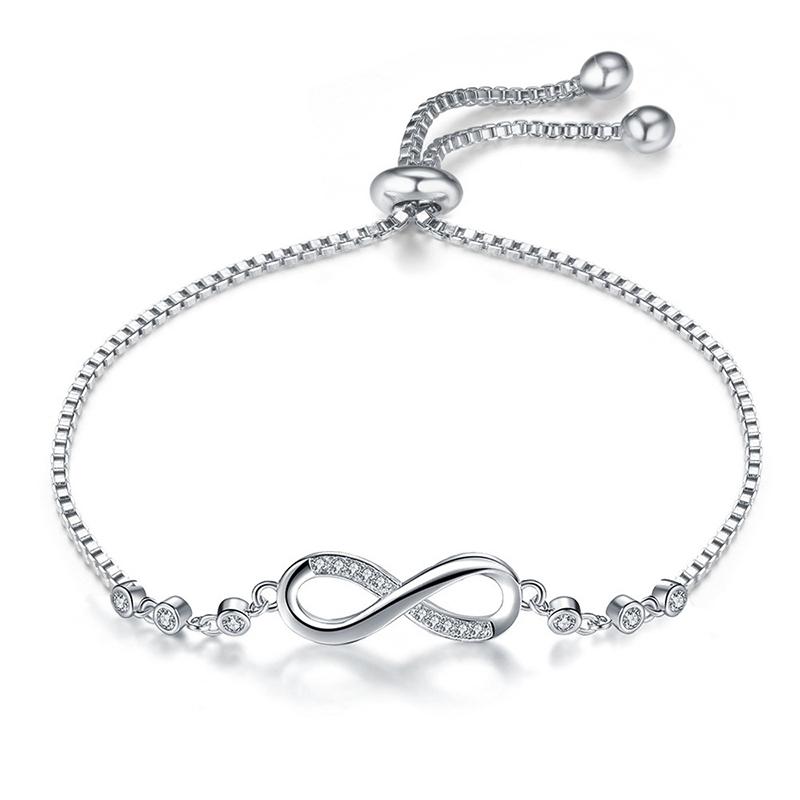 Delikat kjede Brudepike armbånd Bolo armbånd - Valentines Gaver Til Henne