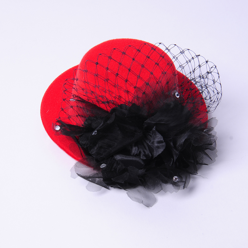 Damene ' Elegant Tyll Fascinators/Tea Party Hats