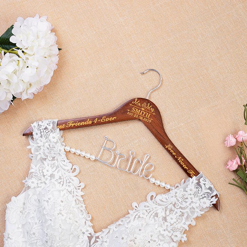 Bride Gaver - Personlig Spesielle Delikat Tre Hanger