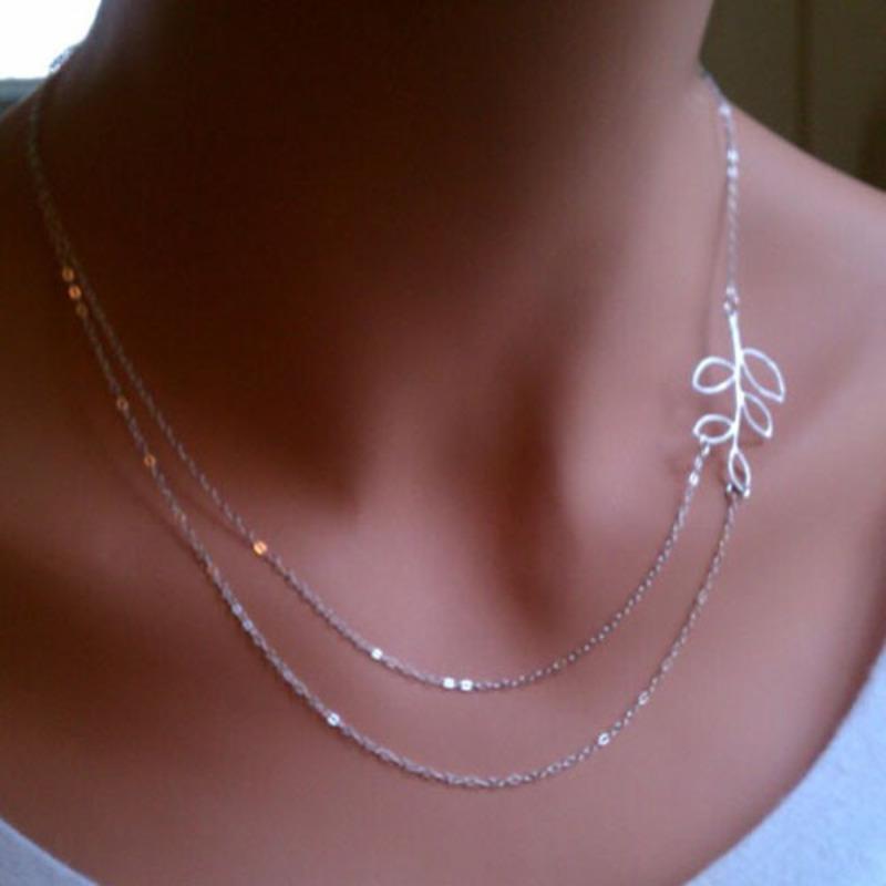 Unique Alloy Ladies' Necklaces
