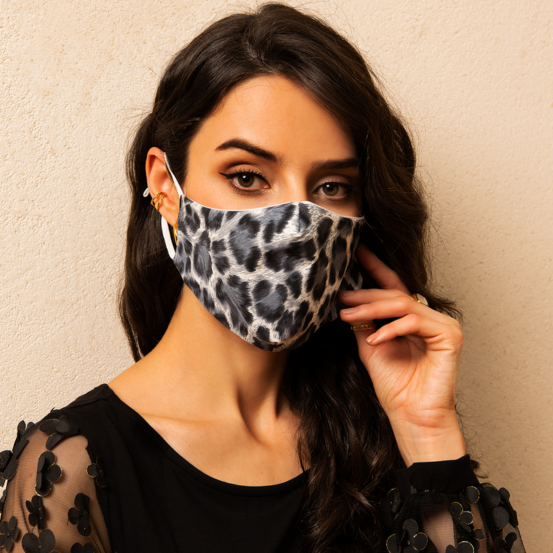Ikke-medisinsk Bomull Gjenbrukbar Ansiktsmasker Med justerbar løkke