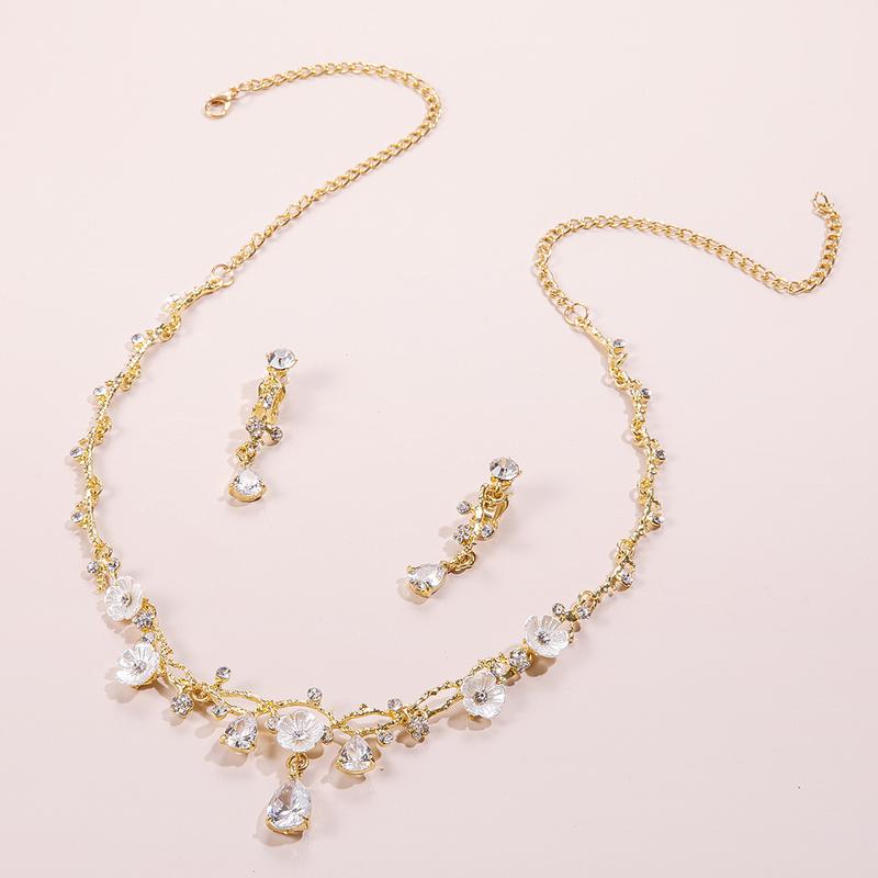 Beautiful Alloy/Rhinestones/Zircon Ladies' Jewelry Sets