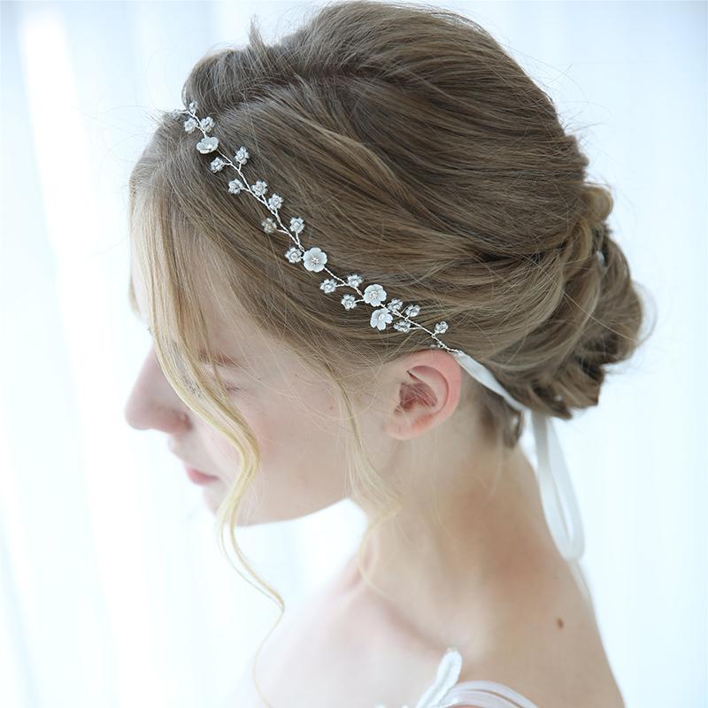 Elegant Rhinestone Headbands With Rhinestone (Sold in single piece)