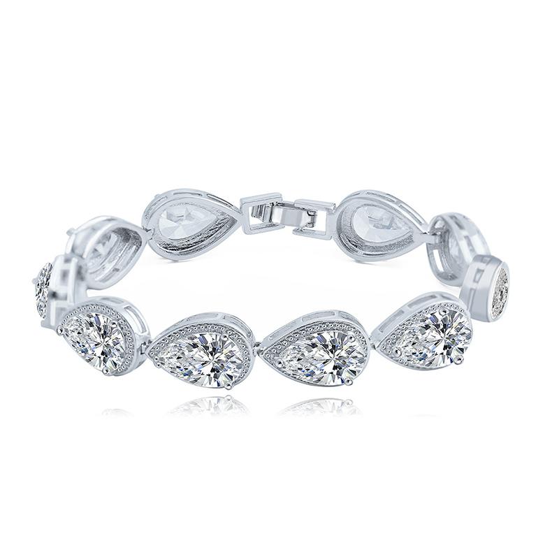Delikat kjede Brude armbånd Brudepike armbånd - Valentines Gaver Til Henne