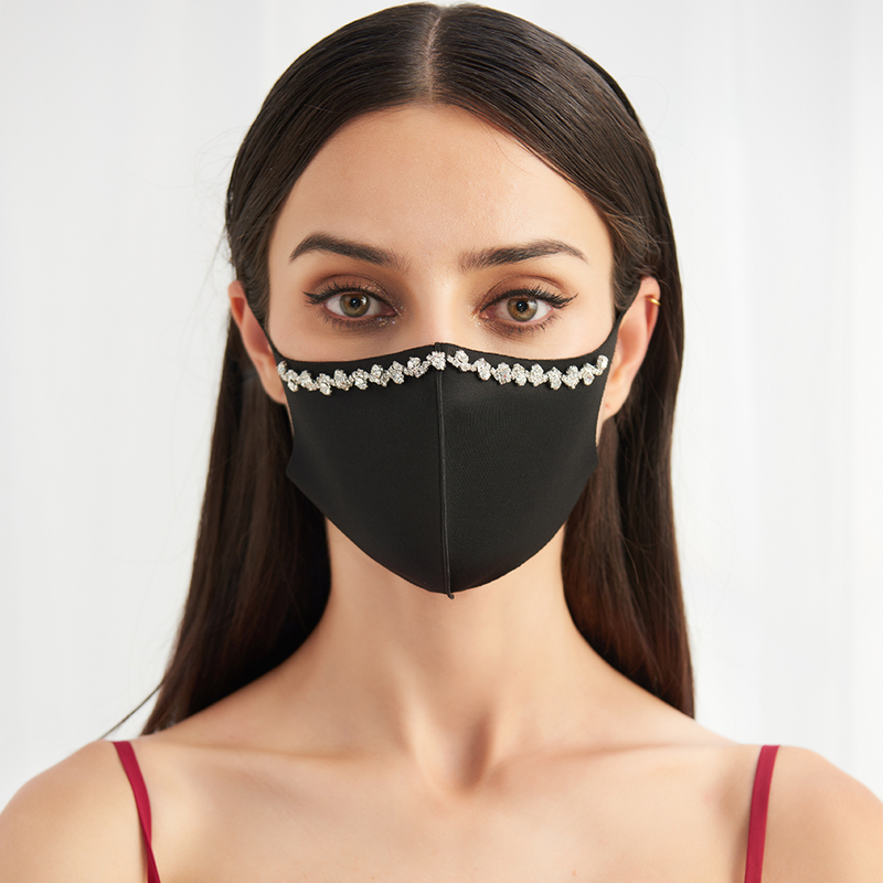 Ikke-medisinsk Bomull Gjenbrukbar Ansiktsmasker