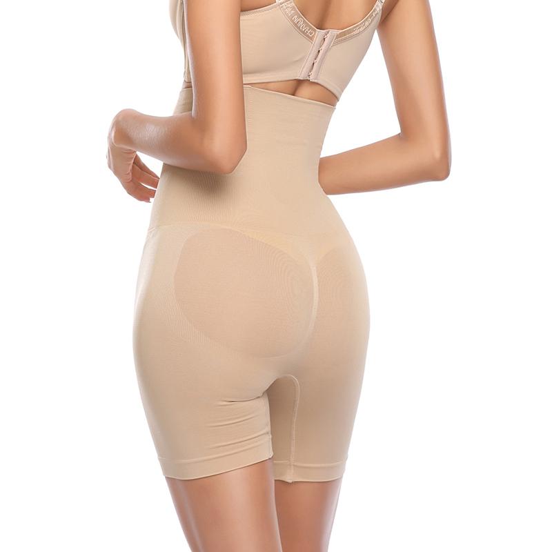 Sexy Chinlon Formede Underbukser Formet Bekledning