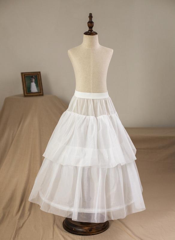 Tulle/Nylon Full Gown Slip