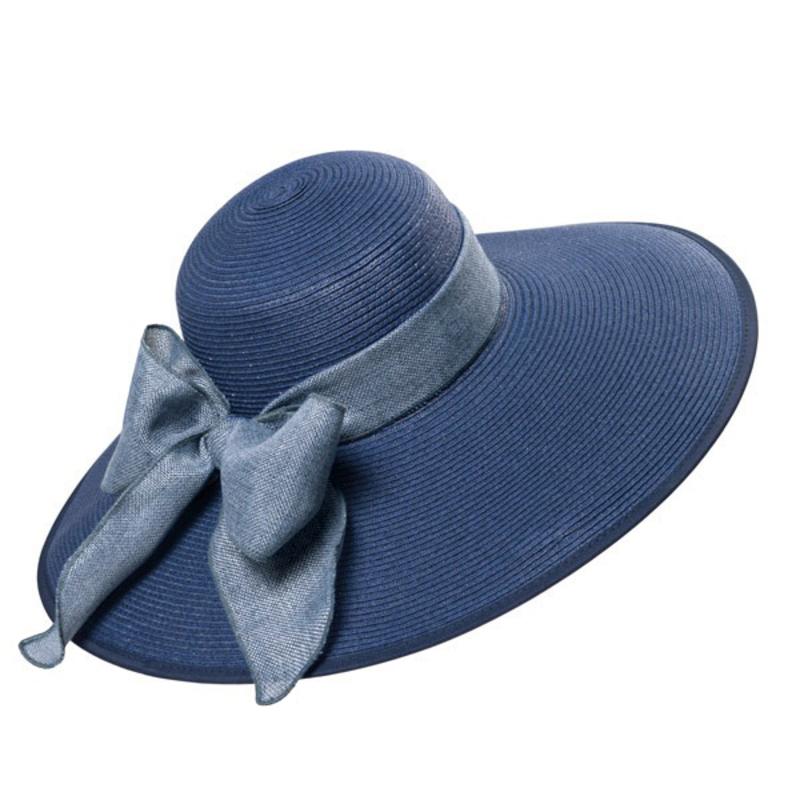 Damene ' Vakkert Rotting Strå med Bowknot Diskett Hatt/Stråhatt/Tea Party Hats