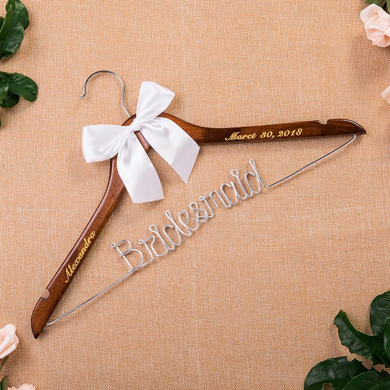 Brudepike Gaver - Personlig Vakkert Klassisk Stil Tre Hanger