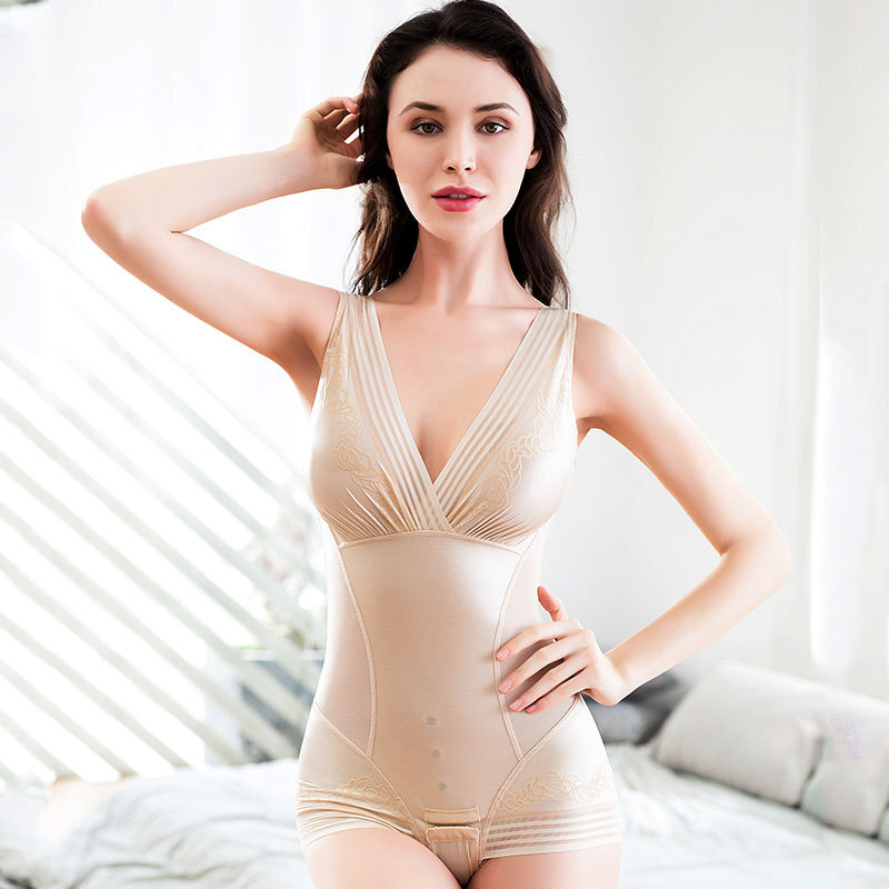 Kvinnelige/Mote/Sexy/Sjarmerende/Uformelt Jentete Chinlon/Nylon Formet Bekledning