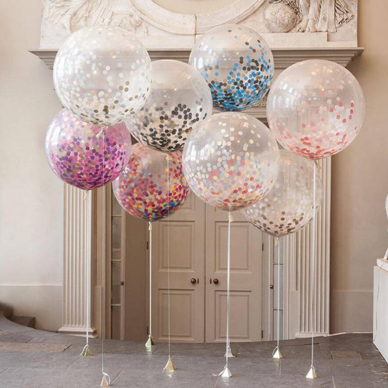 Classic Pretty Emulsion Balloon (set of 5)
