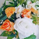Klassisk stil Hånd Bundet Rotting Strå/Kunstige Blomster Brude Buketter/Brudepike Buketter (som selges i et enkelt stykke) - Brude Buketter/Brudepike Buketter